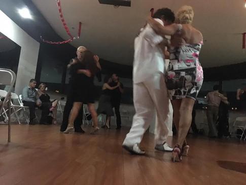Tango lessons Miami Beach