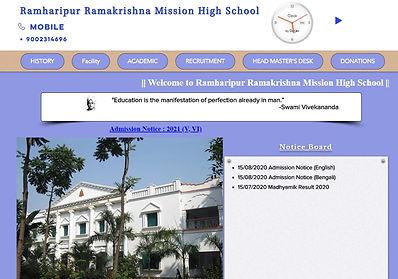Ramharipur Ramakrishna Mission High Scho