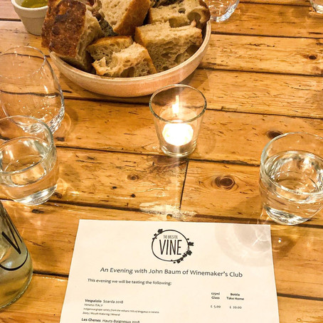 Review: Vegan Wine Tasting at The Bristol Vine