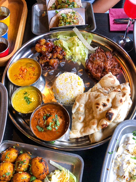Food Review: Dhamaka