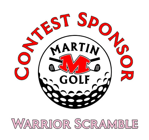 Golf Tournament Contest Sponsor