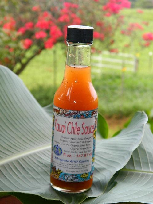 Kauai Chile Sauce 5 oz.