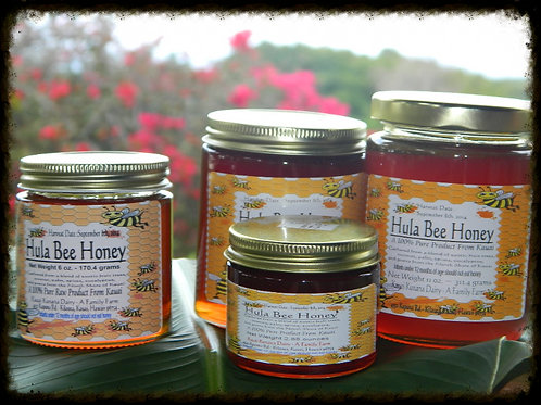 Kauai Tropical Raw Honey