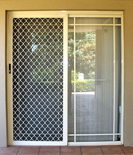 Aluminium-Frame-Sliding-Door-with-Fly-Sc
