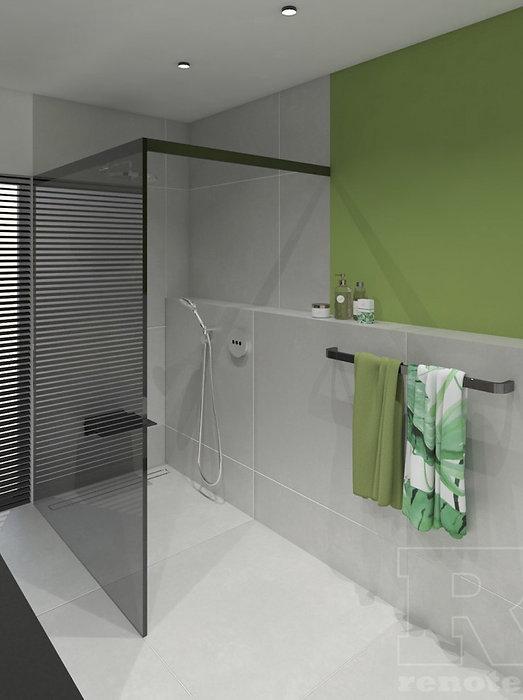 Badkameraanpassing voor oudere die langer willen thuis wonen