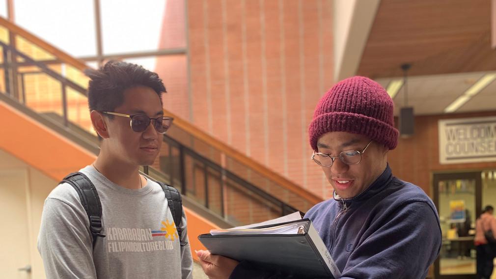 Peer Advisor and Student Session