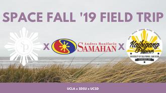SPACE x San Diego (Fall '19 Field Trip)