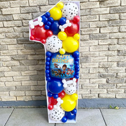 Paw Patrol Themed Mosaic