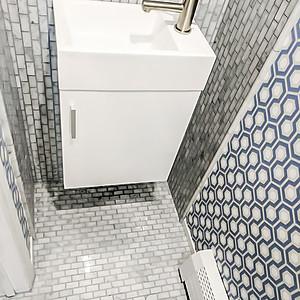 Tiny Bathroom Brooklyn, NY