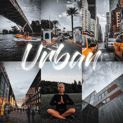 Urban - Preset Pack