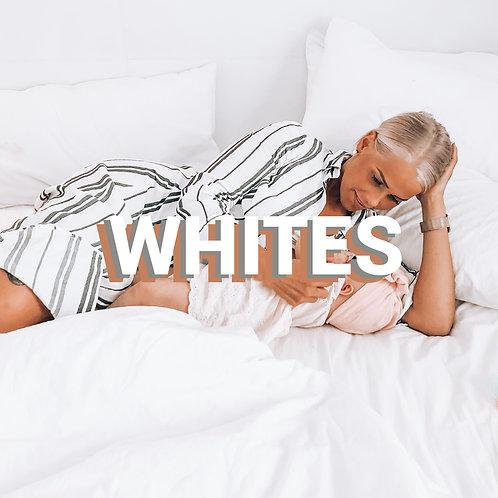 Whites - Preset Pack