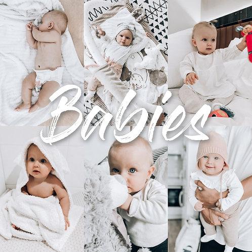 Babies - Preset Pack