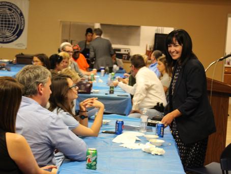 Dora Villarreal Wins Laborers Local 309 Endorsement