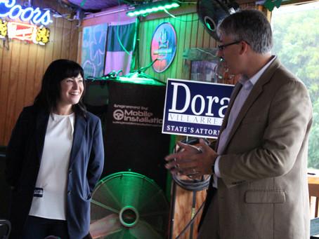 Carpenters Local 4 Union Backs Dora Villarreal!