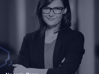 Keynote Speaker - Noémie Papp