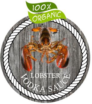 Gourmet Organic Lobster Vodka Sauce