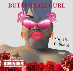 butterballgurl album cover