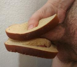 dry sandwich fucker