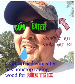 country fried cumeater