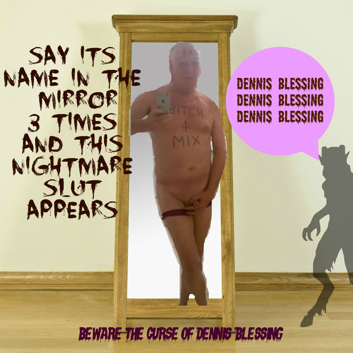 curse of dennis blessing