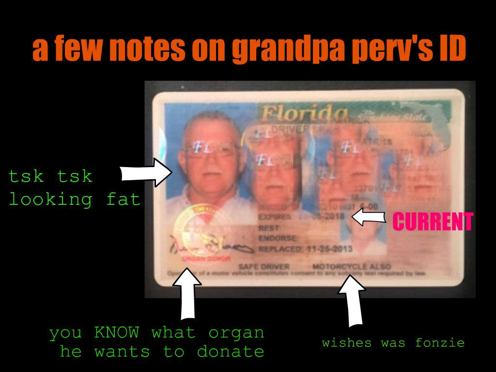 grandpa pervs ID