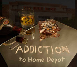 home depot addict