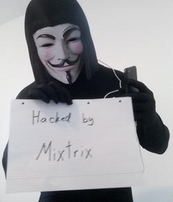 hacked by MIXTRIX