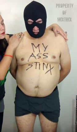 ass stinx