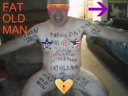 FAT OLD MAN