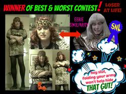 best and worst contest winner