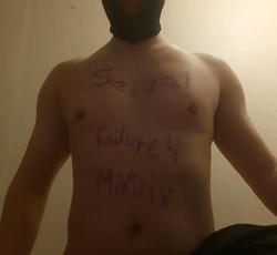 Mixtrix humiliates whore pork