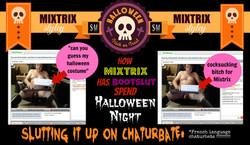 halloween on chaturbate