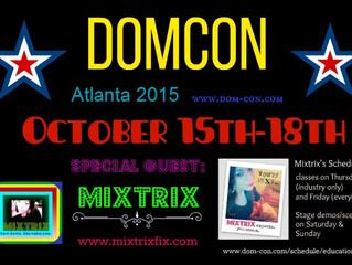 I went to DomCon!