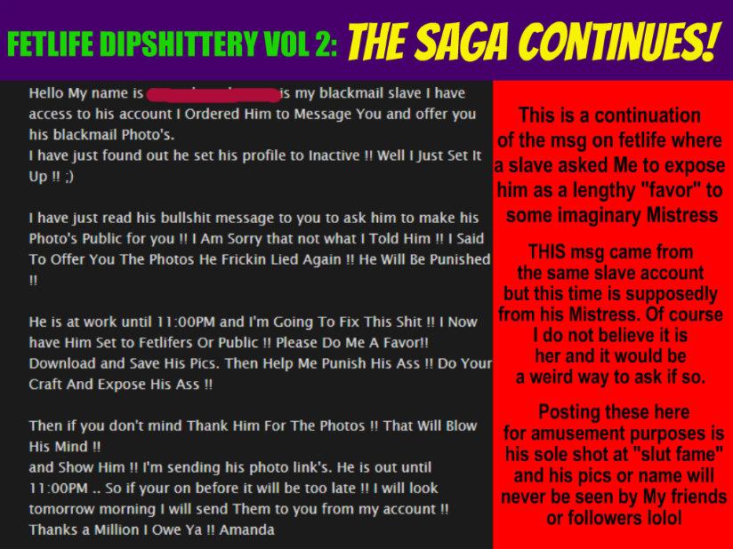 Expose Saga Part 2
