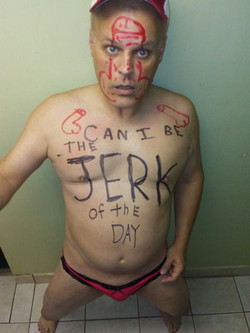 can you be jerk of the day?