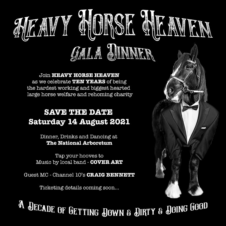 HHH 10 Year Anniversary Gala Dinner