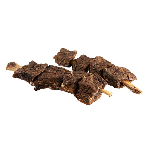 Ostrich Kebabs (Pure meat and tendon) Pk1