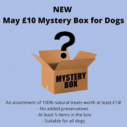 £10 Mystery Box for Dogs