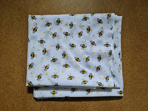 Bee - Dog Bandana (Through The Collar) (Collar Not Included)