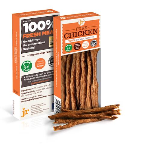 Pure Sticks 50g (Chicken, Ostrich, Venison or Rabbit)