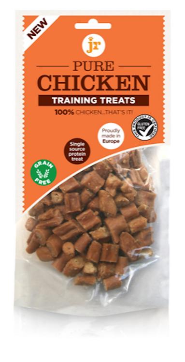 Pure Training Treats 85g (Chicken, Salmon or Rabbit)