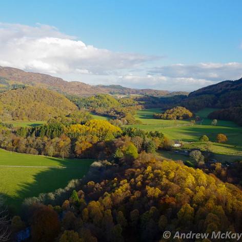 Dundurn, Autumn