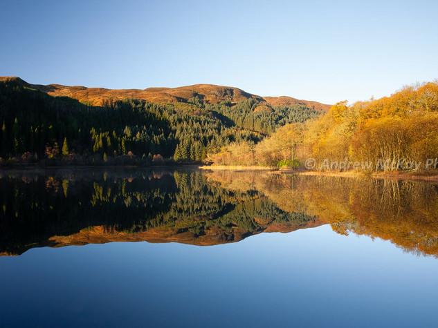 Loch Chon Calm