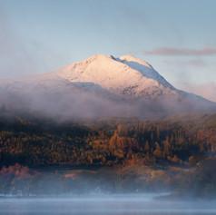 Misty Peak