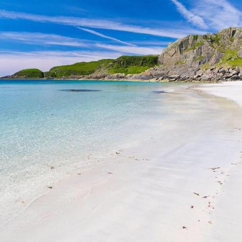 White Sands, Ross of Mull
