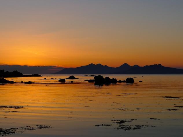 Kilmory Sunset