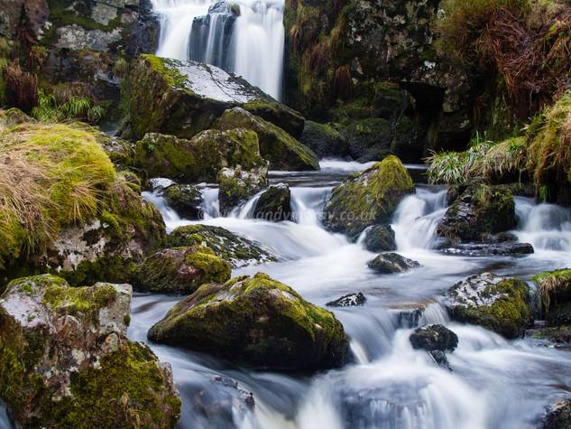 Falls & Cascades