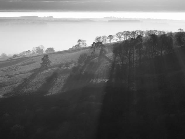 Crespucular Rays, Fin Glen