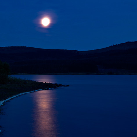 Carron Moonrise