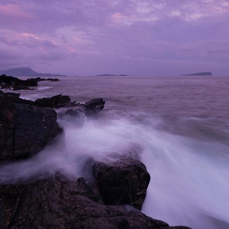 Slate Isles Sunset